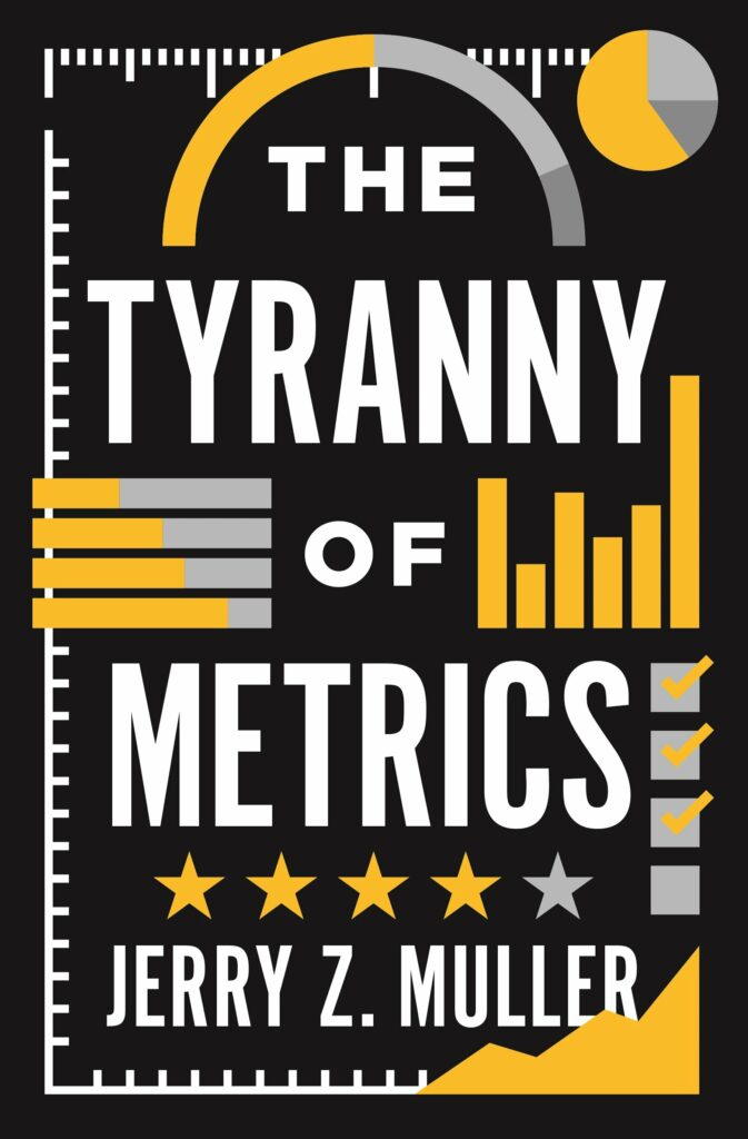 In this book, Jerry Muller denounces the excesses, and only the excesses, of this trend to emphasise calculability, which has taken root in many areas, in particular businesses, but in universities and hospitals too. He points to the many organisational absurdities caused by this calculocratic obsession for figures, and the way in which certain measurement systems ultimately accomplish the opposite of what they set out to do.