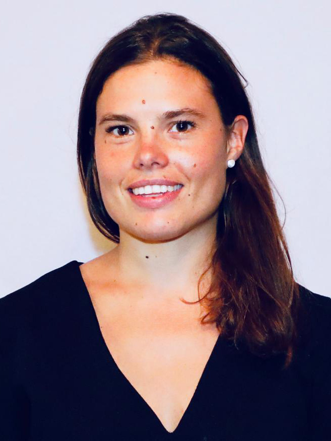 Adèle Stern, a former high-level athlete (modern pentathlon) and member of the Paris 2024 Organising Committee for Olympic and Paralympic Games