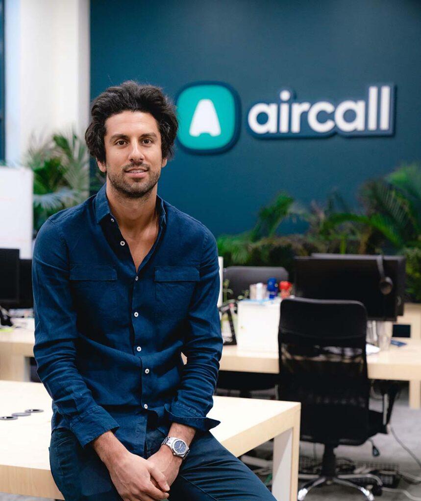 Photo of Jonathan Anguelov, COO & co-founder, Aircall