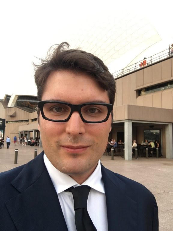 Tommaso Davi, trained architect and Executive MBA student at ESCP Business School.