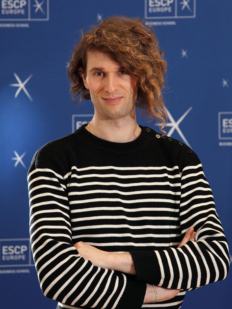 Prof Ben Voyer, ESCP Business School